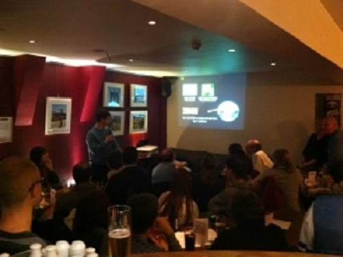 Guildford Cafe Scientifique